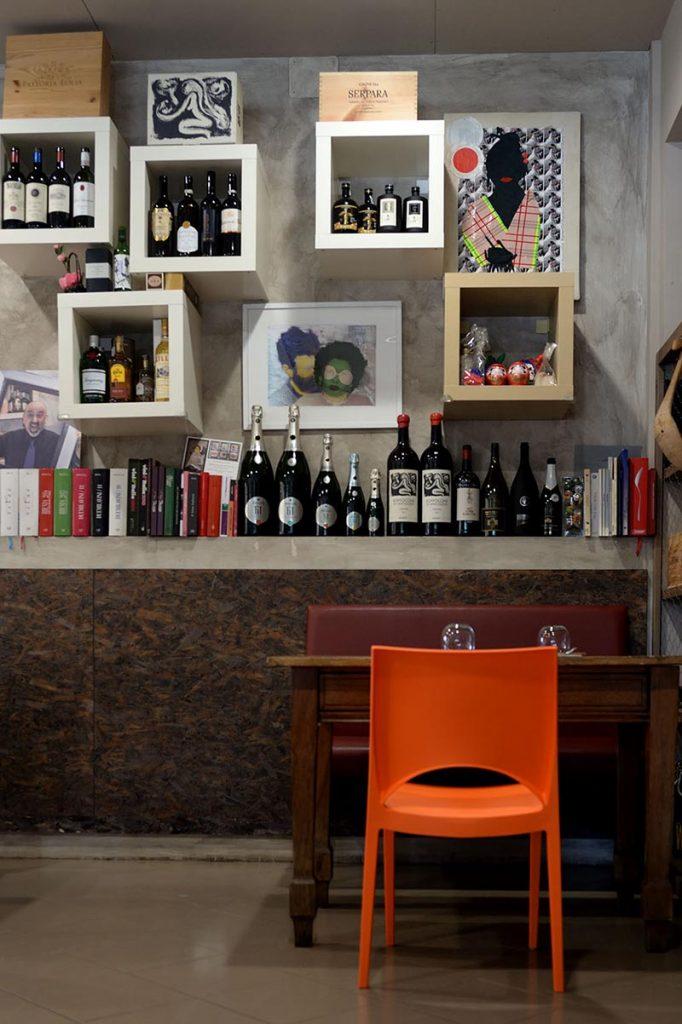 Dettaglio Della Seconda Sala Ramen Girl Firenze