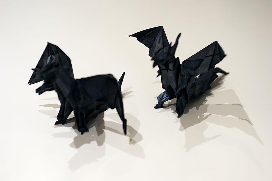 Origami Miyako Ramen Girl Firenze